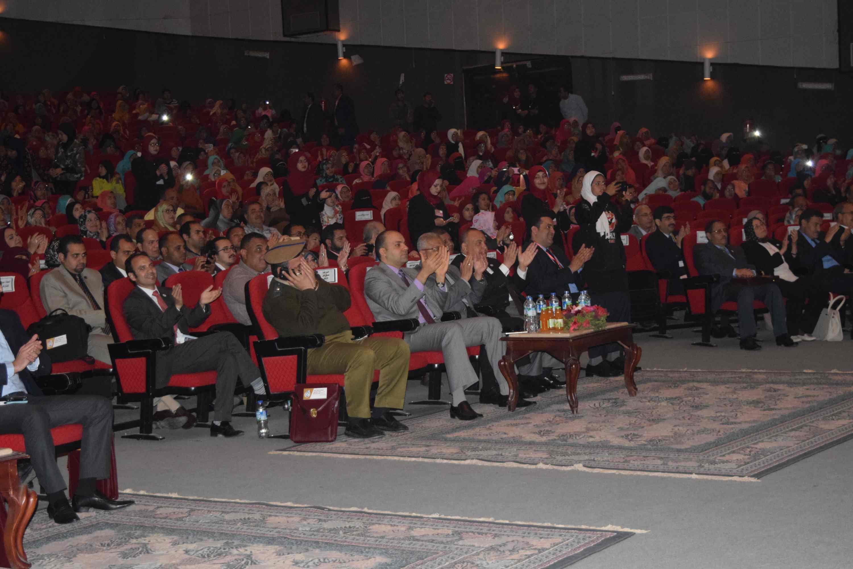 فعاليات المؤتمر الدولي الأول لذوى الاحتياجات الخاصة (6)