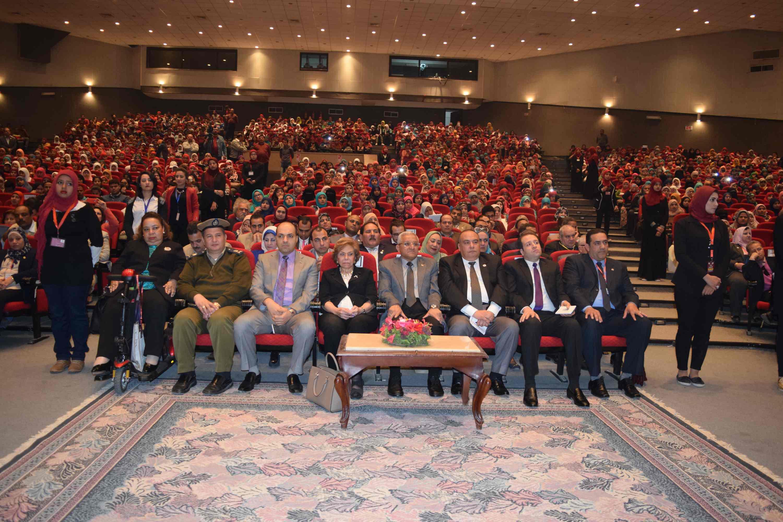 فعاليات المؤتمر الدولي الأول لذوى الاحتياجات الخاصة (3)