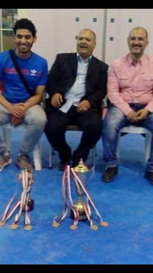 مركز شباب القنطرة غرب يحصد 5 ميداليات ذهبية فى بطولة الجمهورية للتايكوندو (4)