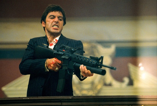 من فيلم Scarface