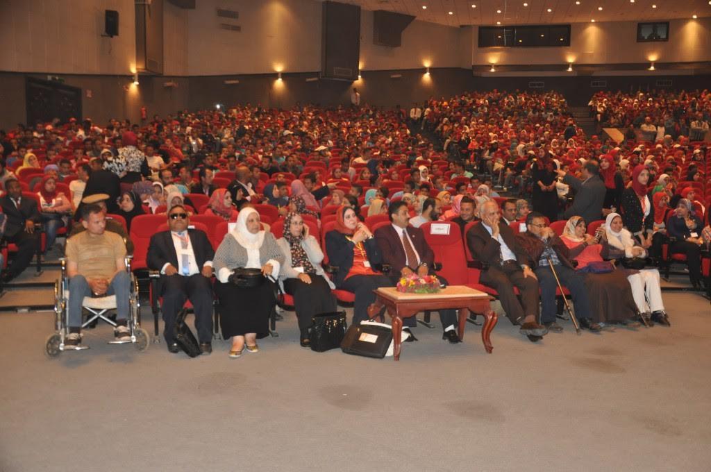 مؤتمر متحدى الاعاقة