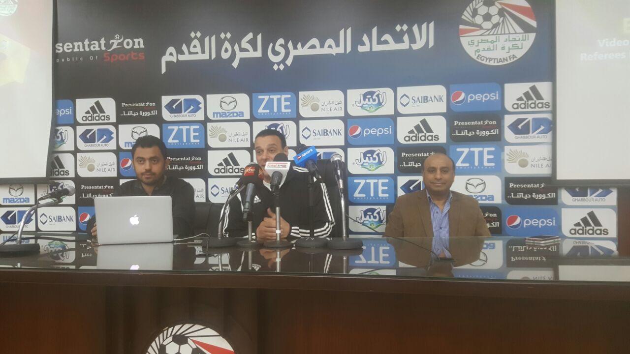 عصام عبد الفتاح في مؤتمر الحكام