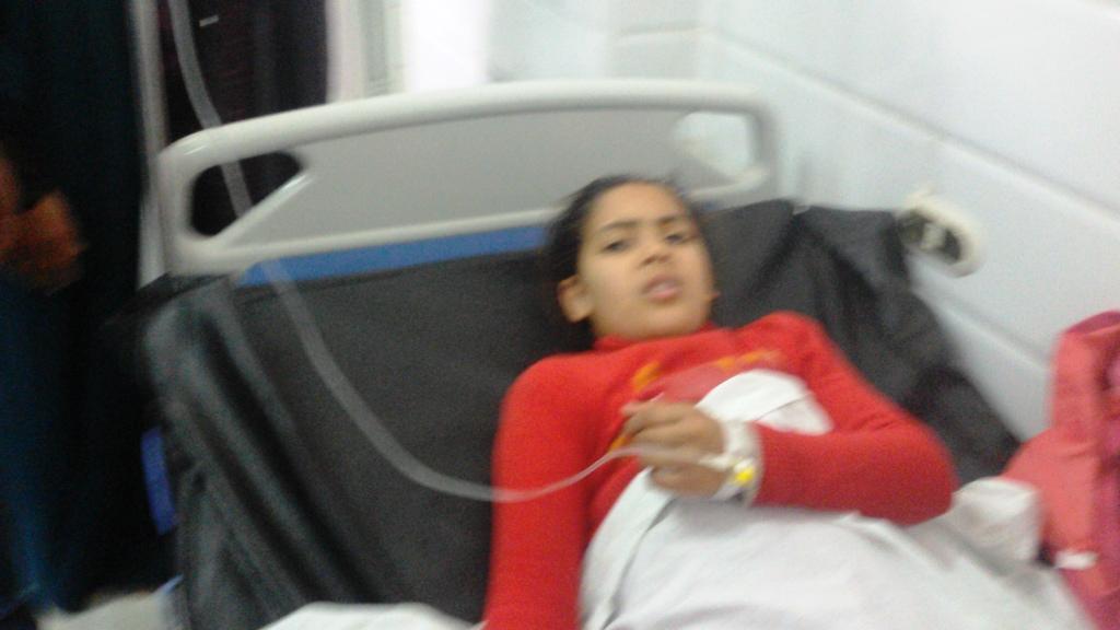 التلاميذ يروون تفاصل اصابتهم بالتسمم  (14)