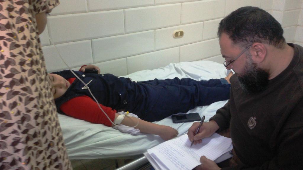 التلاميذ يروون تفاصل اصابتهم بالتسمم  (3)