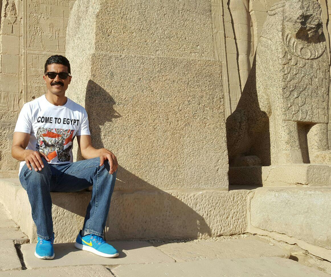 خالد النبوى يدعو السياح لزيارة مصر من أسوان (2)