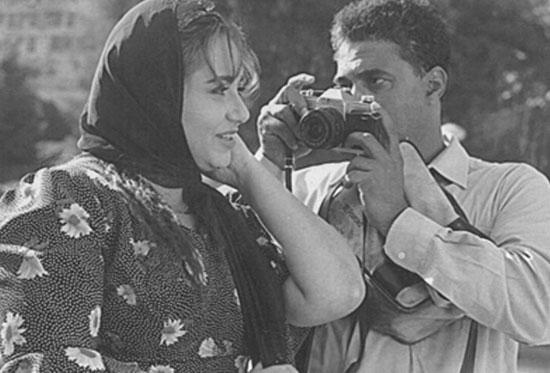 أحمد زكى وليلى علوى فى اضحك الصورة تطلع حلوة