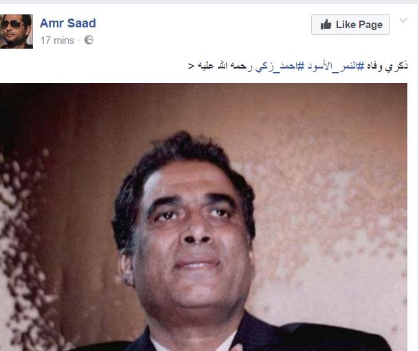 عمرو سعد