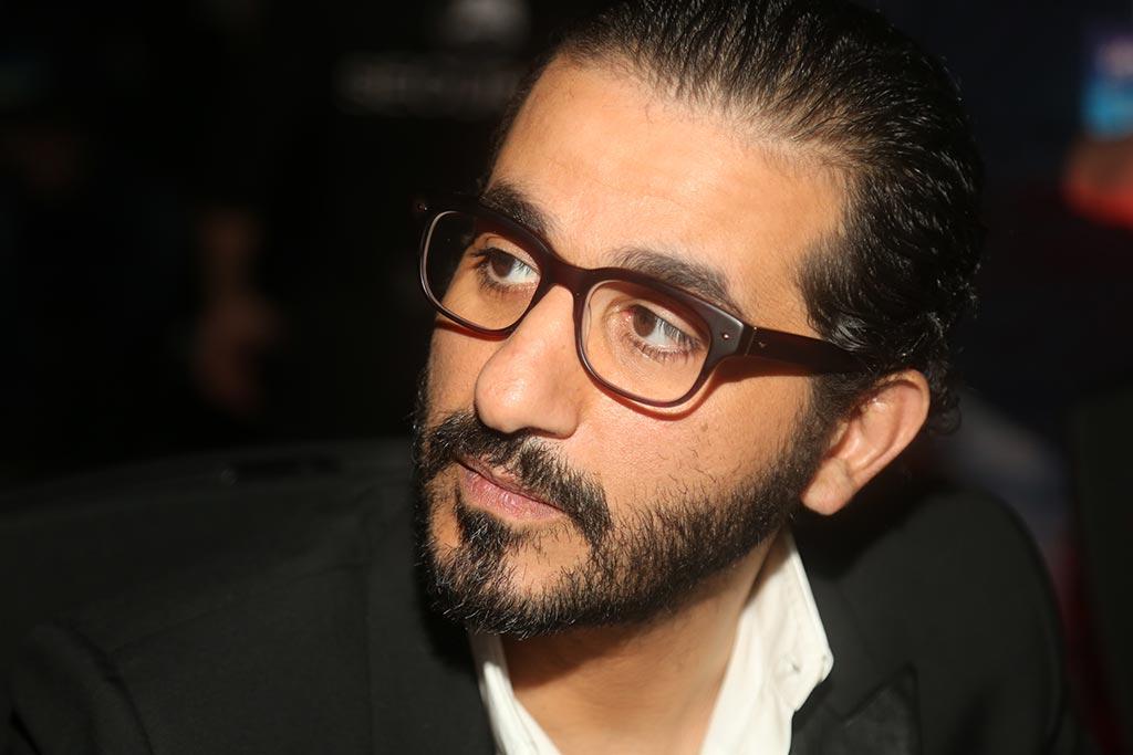 الفنان احمد حلمى