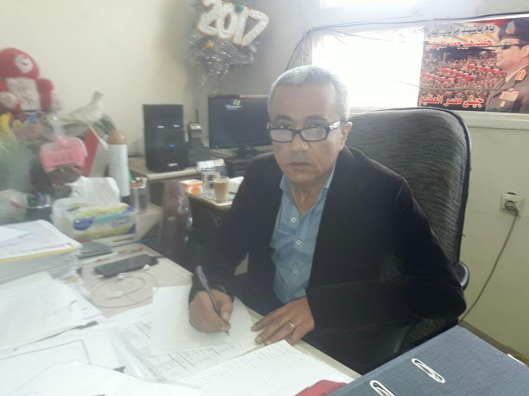 دكتور راجى تواضروس وكيل مديرية الصحة بقنا