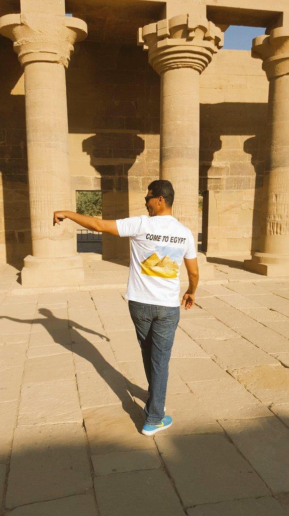 خالد النبوى يدعو السياح لزيارة مصر من أسوان (5)