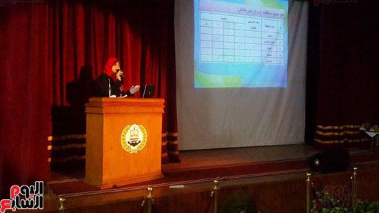 ملتقى محو الأمية خدمة اجتماعية للشباب