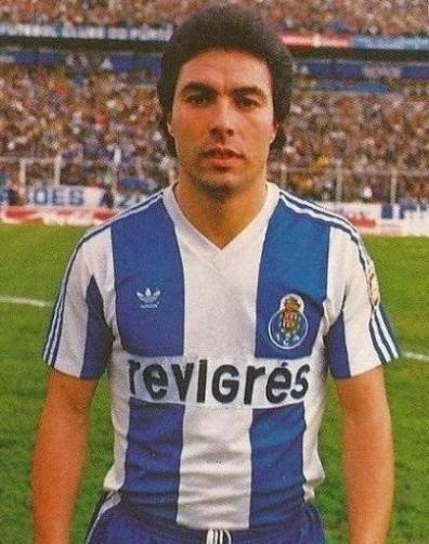ايناسيو لاعبا فى بورتو البرتغالى