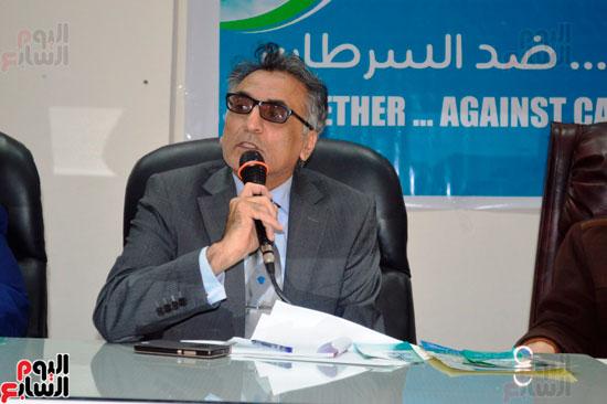 عادل رستم نائب رئيس تأميناء مؤسسة حياة