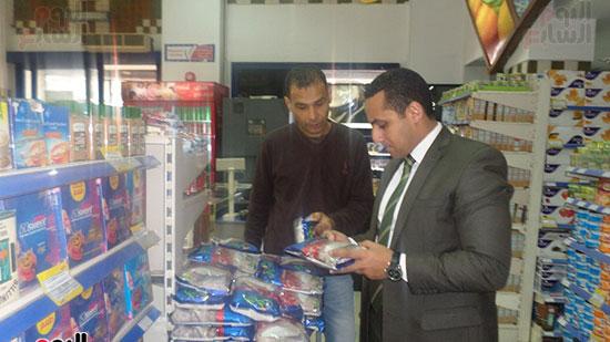عضو الرقابة أثناء الحملة