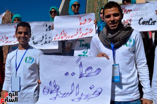 شباب مشاركون