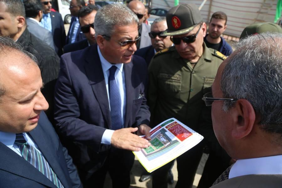 خالد عبد العزيز ورئيس نادى الاتحاد