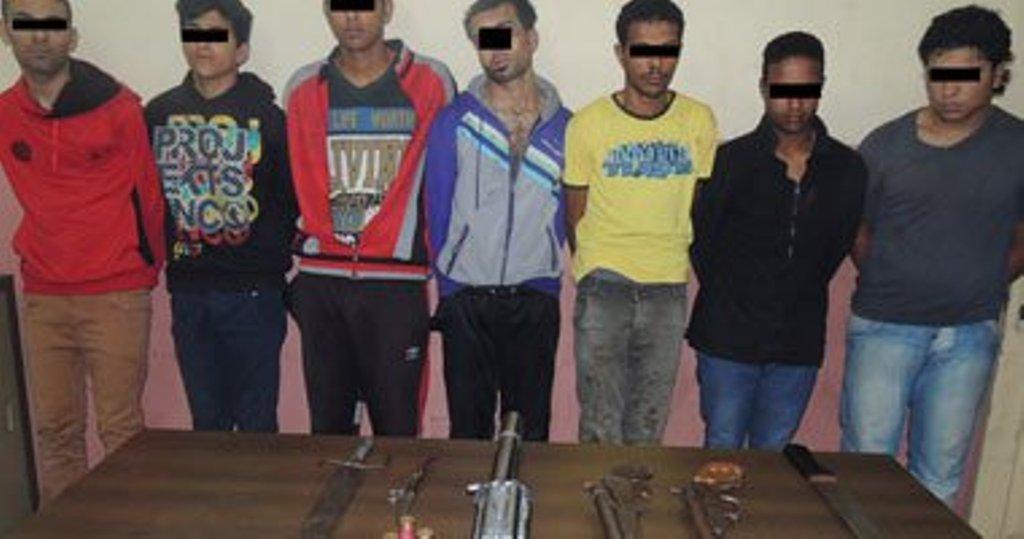 المتهمين بقتل معاون مباحث الاسماعيلية