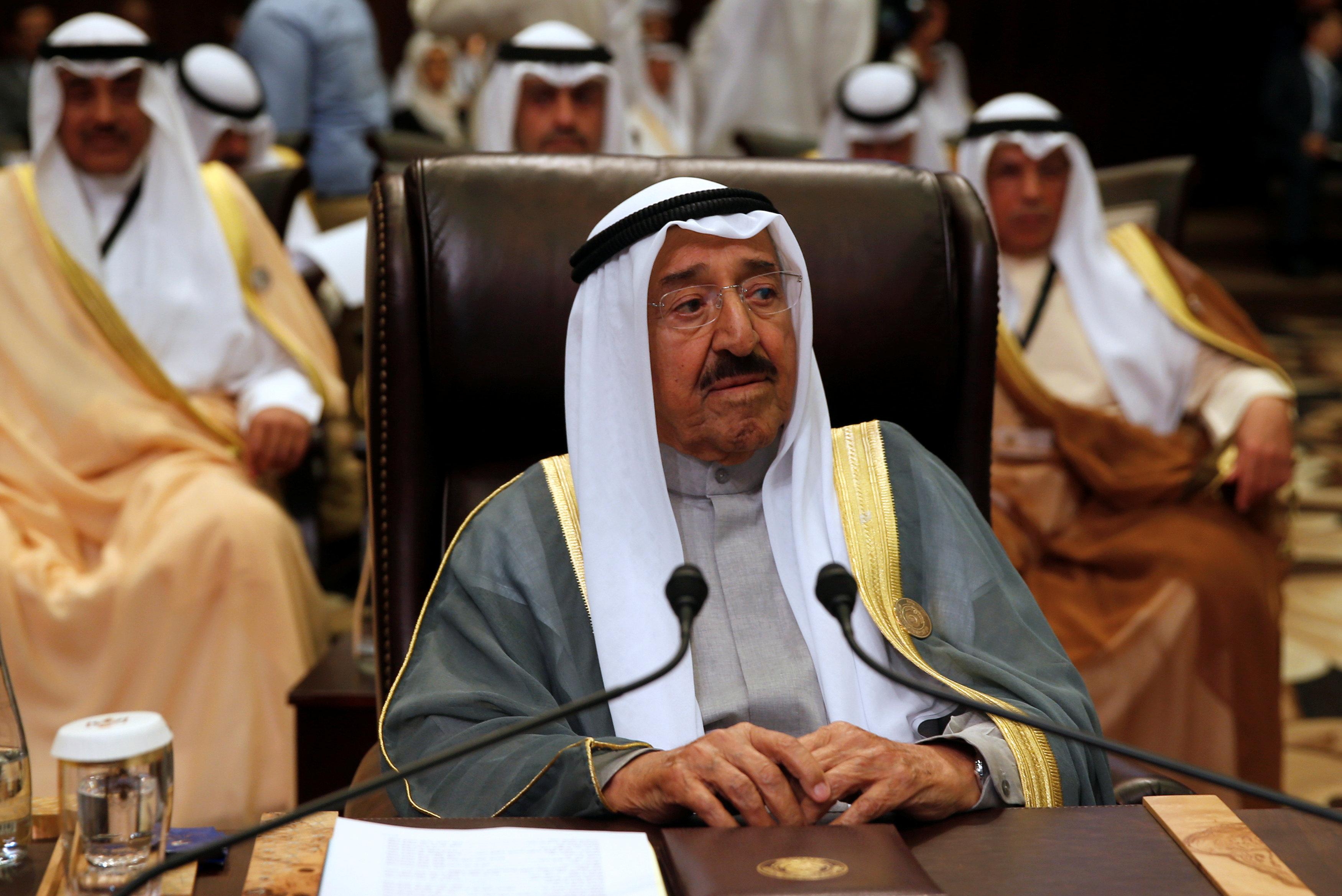 الشيخ صباح الاحمد