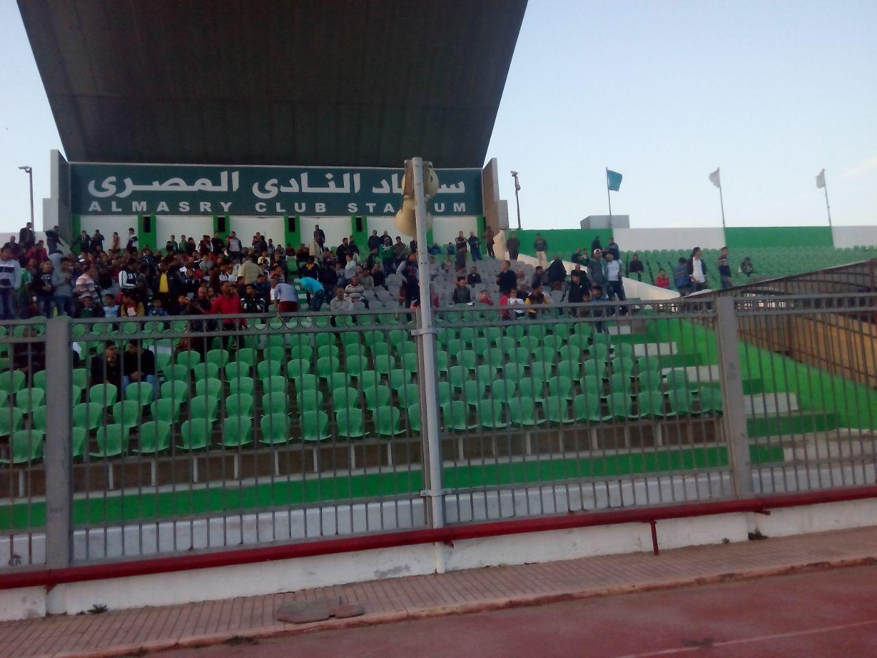 استاد بورسعيد