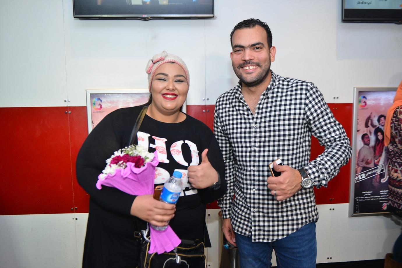 3-خالد عليش خلال الحفل
