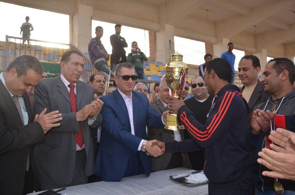 كأس البطولة لفريق دسوق