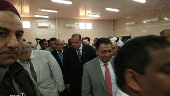 وصول 4 وزراء لافتتاح مصنع التمور وتوقيع عقود استثمارية بسيوة