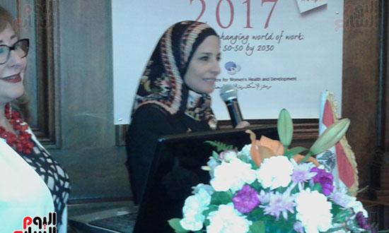 المستشارة سوزان عبد الرحمن