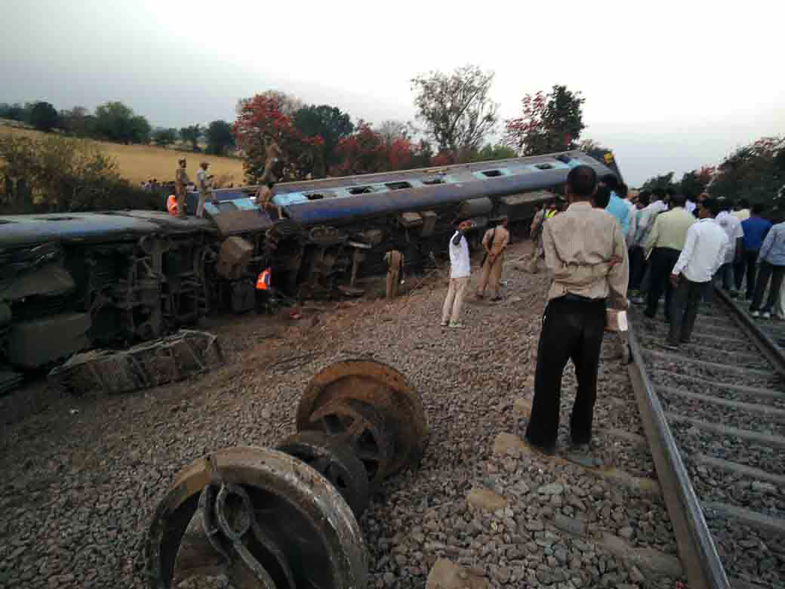 قطار الهند