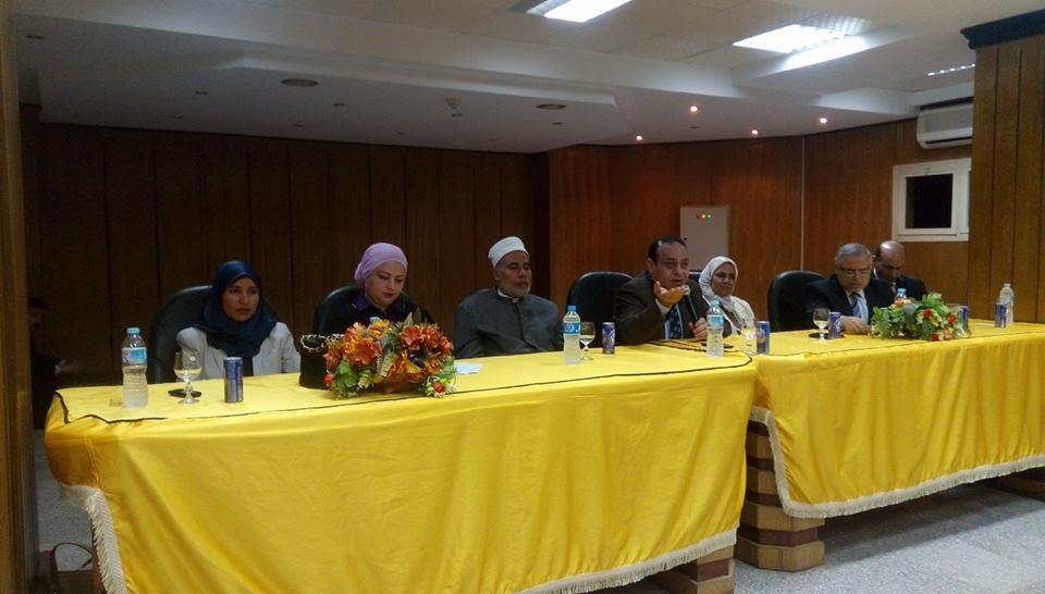 ندوة المجلس القومى للمرأة بالشرقية