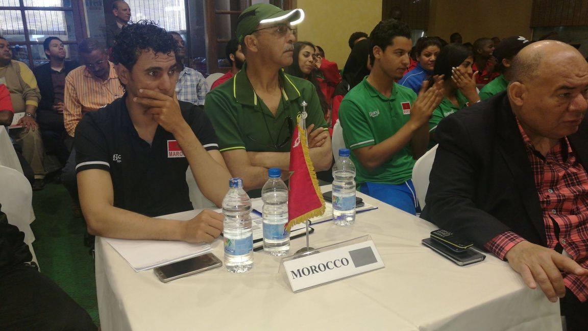 نتخب المغرب
