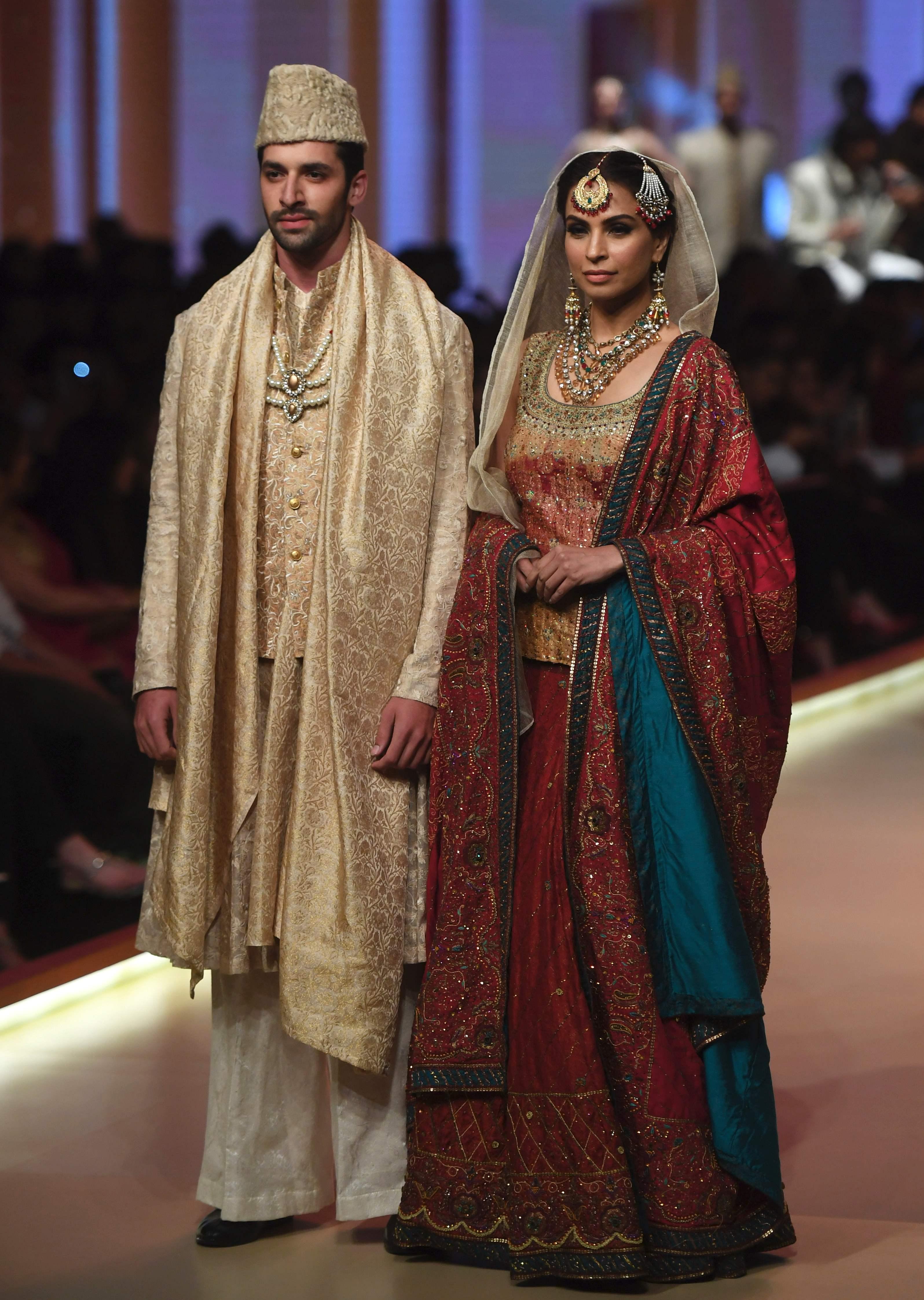 الأزياء الباكستانية