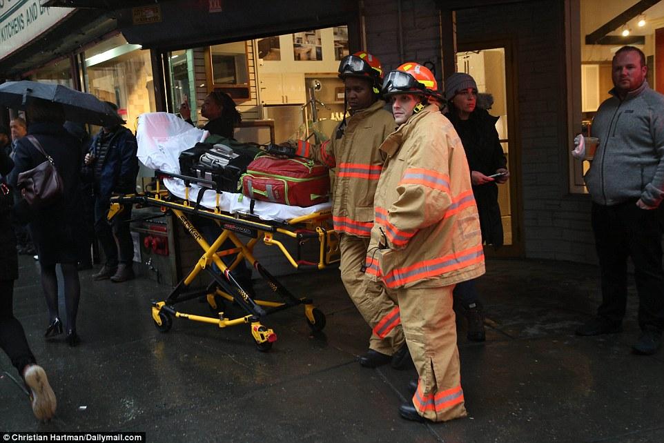 تفجيرات مانهاتن