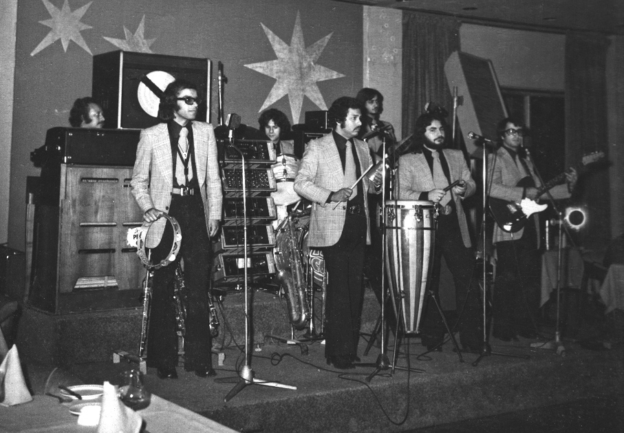 2-      شيراتون القاهرة 1977