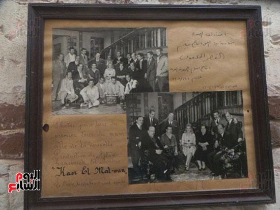 بدء تصوير فيلم القصر الملعون بطولة مريم فخر الدين ومحمود المليجى