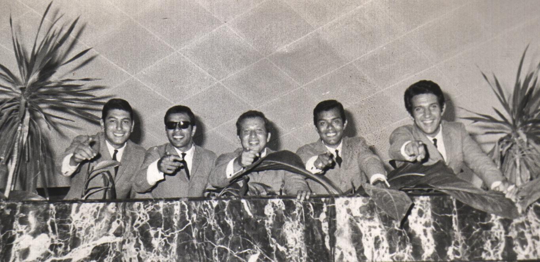3-      حفل في فندق هليتون الكويت سنة 1972