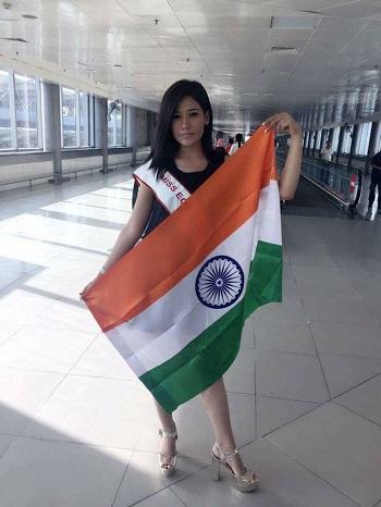 ملكة جمال الهند للسياحة والبيئة
