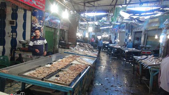 سوق اسماك السويس
