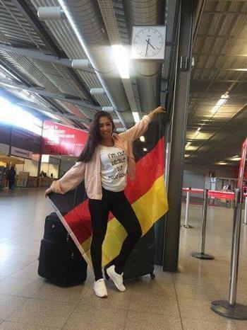 ملكة جمال ألمانيا للسياحة