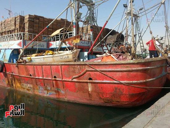 مراكب الصيد