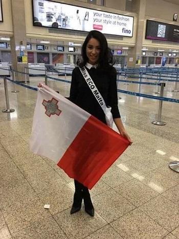 ملكة جمال مالطا للسياحة والبيئة