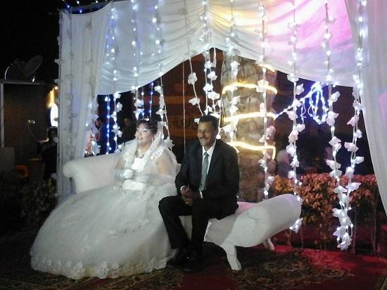 العريس والعروس