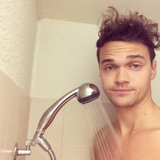 صعوبة الاستحمام