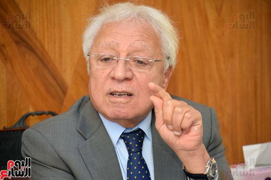 حوار دكتور شوقي السيد محامي احمد شفيق (5)