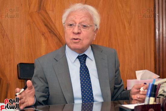 حوار دكتور شوقي السيد محامي احمد شفيق (4)