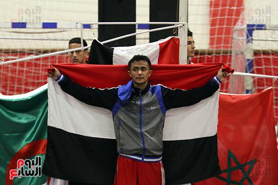 البطولة العربية للملاكمة للشباب (8)