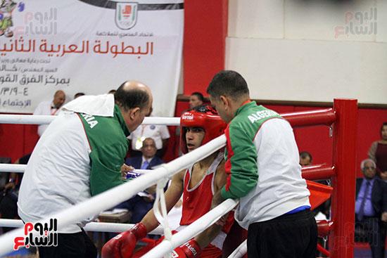 البطولة العربية للملاكمة للشباب (14)