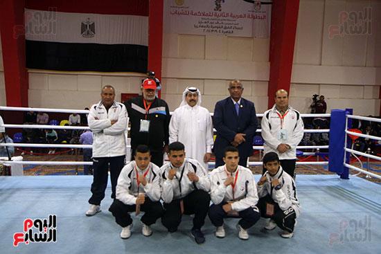 البطولة العربية للملاكمة للشباب (32)