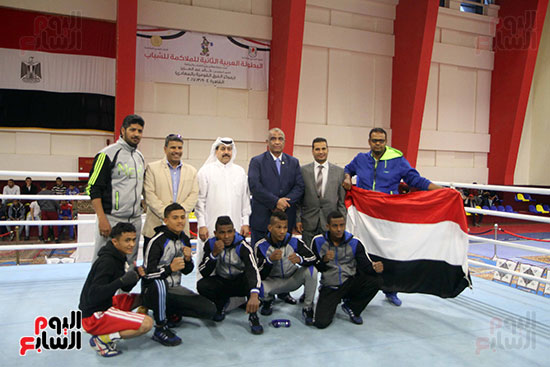 البطولة العربية للملاكمة للشباب (31)