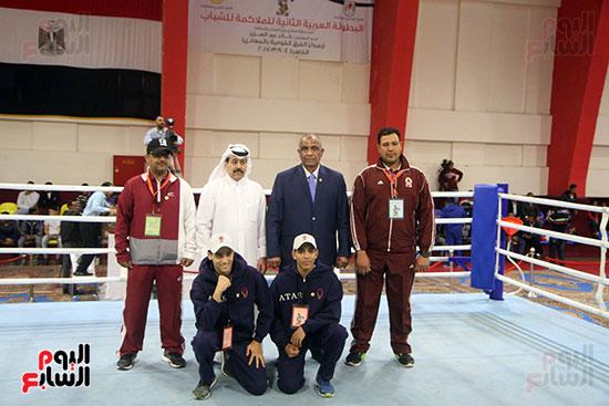 البطولة العربية للملاكمة للشباب (33)
