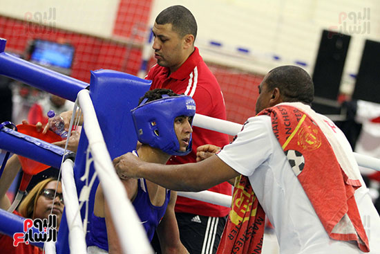 البطولة العربية للملاكمة للشباب (3)
